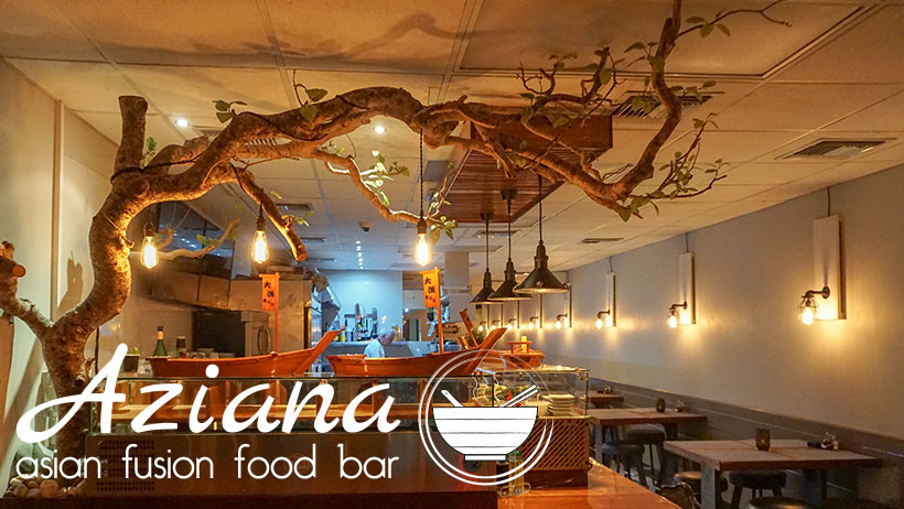 AZIANA                               Asian Fusion- Food Bar