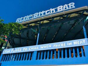 Blue B-tch Bar & Restaurant