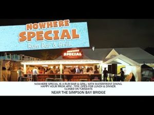 Nowhere Special Rum Bar & Grill